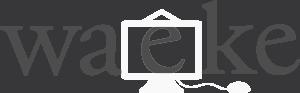 logotyp för waeke.se